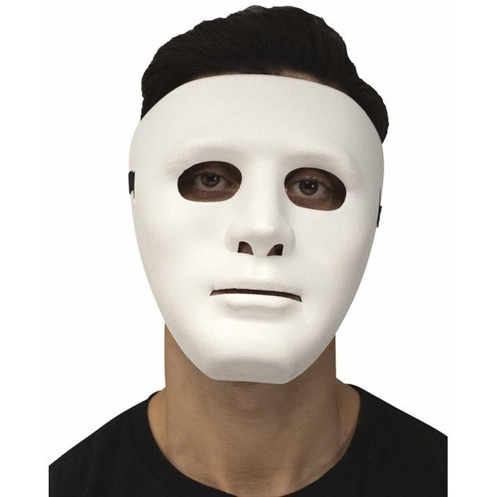 Blank Face (Purge) - The Costume Company | Fancy Dress Costumes Hire and Purchase Brisbane and Australia