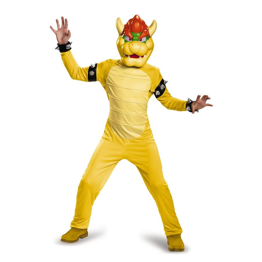 Bowser Deluxe Child Costume - Buy Online Only