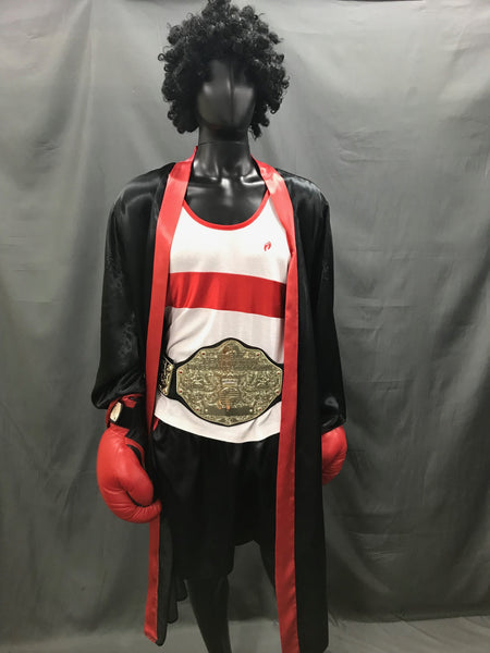 Boxer - Muhammad Ali Style - The Costume Company | Fancy Dress Costumes Hire and Purchase Brisbane and Australia
