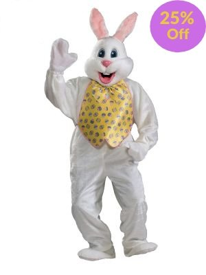 Bunny Deluxe Costume - Online Only - The Costume Company | Australian & Family Owned