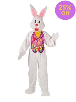 Bunny Super Deluxe Costume - Online Only - The Costume Company | Australian & Family Owned