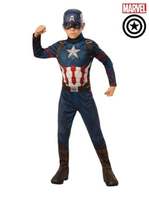 Captain America Classic Costume Child - Buy Online Only - The Costume Company | Australian & Family Owned