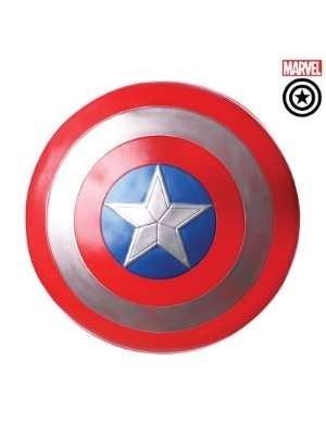 "Captain America Shield 24"" - Buy Online Only - The Costume Company 