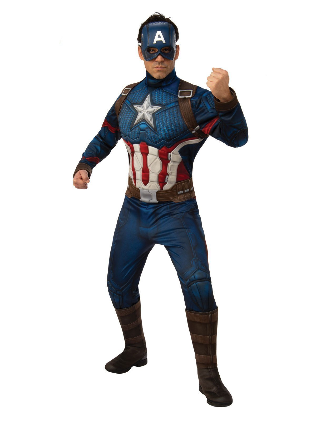 Captain America Costume - Buy Online Only