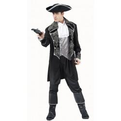 Caribbean Pirate Costume - Hire - The Costume Company | Fancy Dress Costumes Hire and Purchase Brisbane and Australia