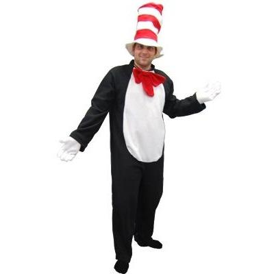 Cat in a Hat Costume - Hire - The Costume Company | Fancy Dress Costumes Hire and Purchase Brisbane and Australia