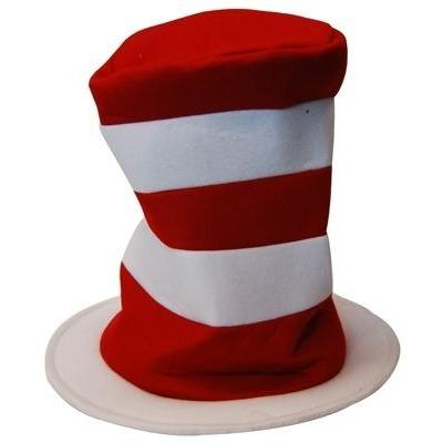 Cat in a Hat - Hat - The Costume Company | Fancy Dress Costumes Hire and Purchase Brisbane and Australia