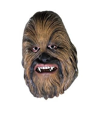 Chewbacca Mask - Buy Online Only
