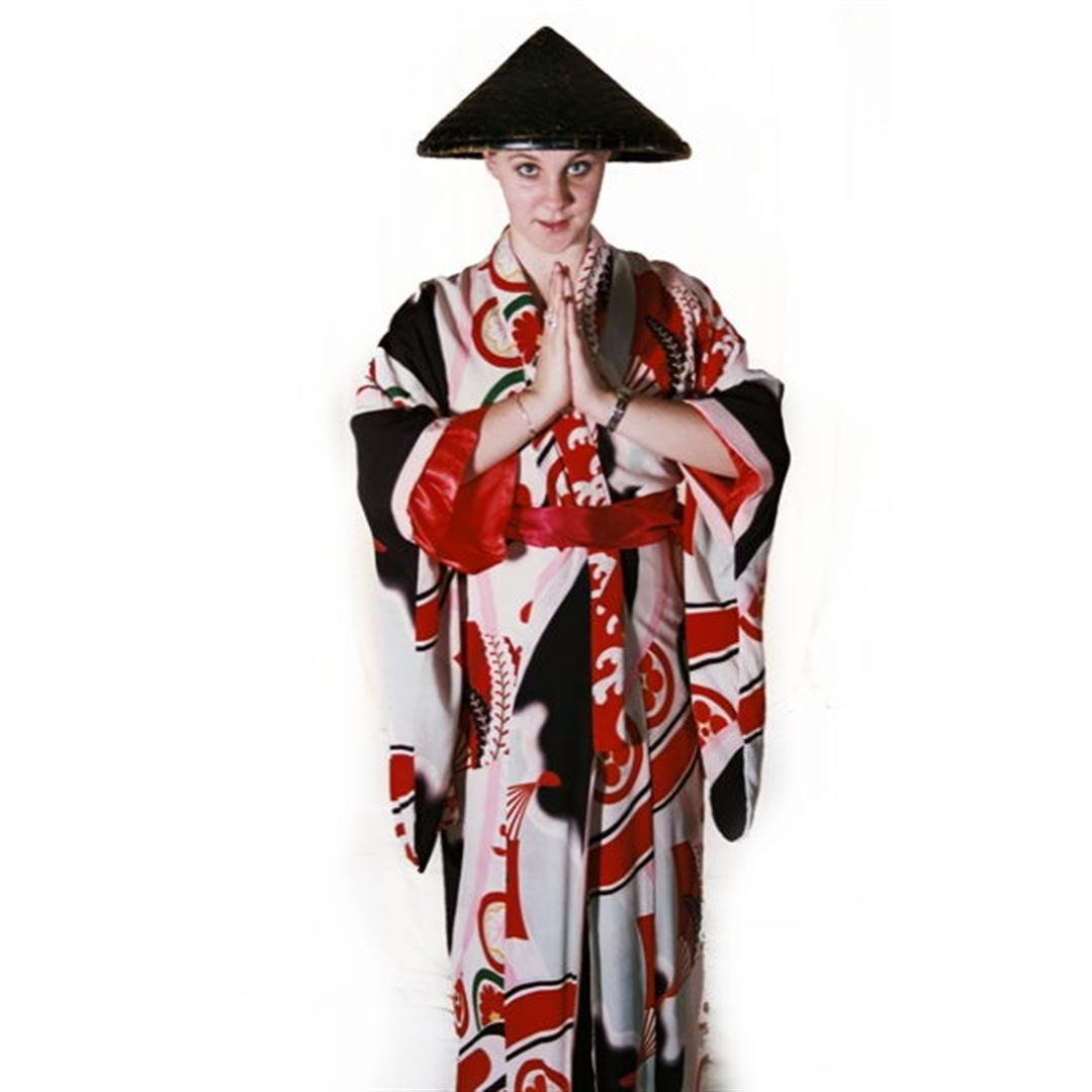 Chinese Geisha - Hire - The Costume Company | Fancy Dress Costumes Hire and Purchase Brisbane and Australia