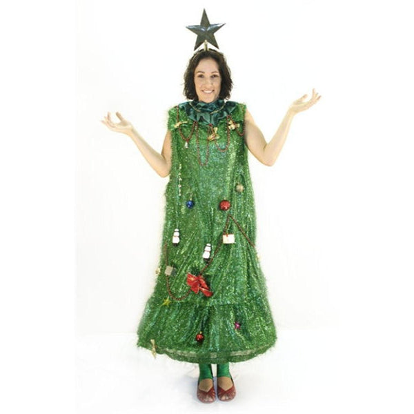 Christmas Tree Costume - Hire - The Costume Company | Fancy Dress Costumes Hire and Purchase Brisbane and Australia