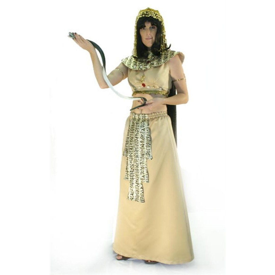 Cleopatra Egyptian Queen Costume - Hire - The Costume Company | Fancy Dress Costumes Hire and Purchase Brisbane and Australia
