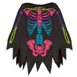 Skeleton Poncho Costume - Buy