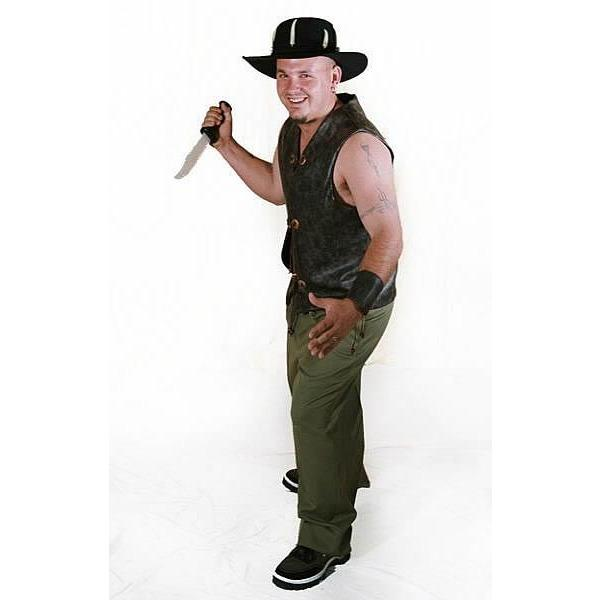 Crocodile Dundee Costume - Hire - The Costume Company | Fancy Dress Costumes Hire and Purchase Brisbane and Australia