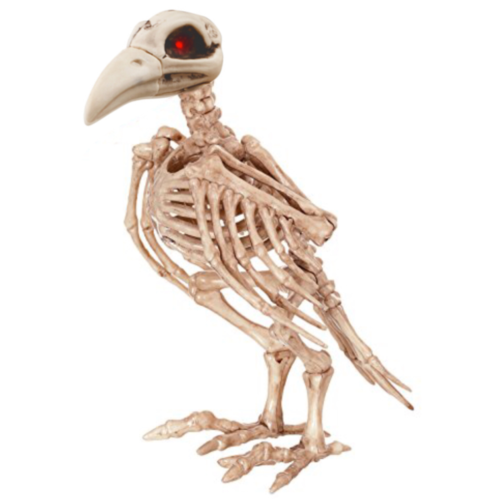Crow with Light up Eye - Buy Online Only