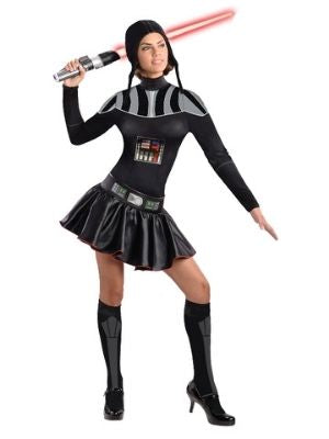 Darth Vader Woman Costume - Buy Online Only