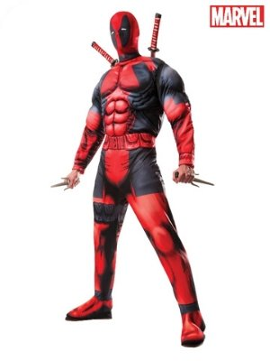 Deadpool Costume - Buy Online Only - The Costume Company | Australian & Family Owned