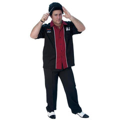 Diner Guy / Bowling Alley 1950s Costume - Hire - The Costume Company | Fancy Dress Costumes Hire and Purchase Brisbane and Australia