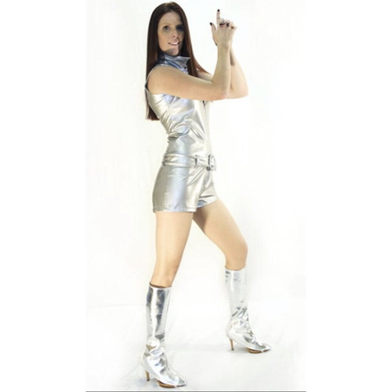 Disco Divas Costume - Hire - The Costume Company | Fancy Dress Costumes Hire and Purchase Brisbane and Australia