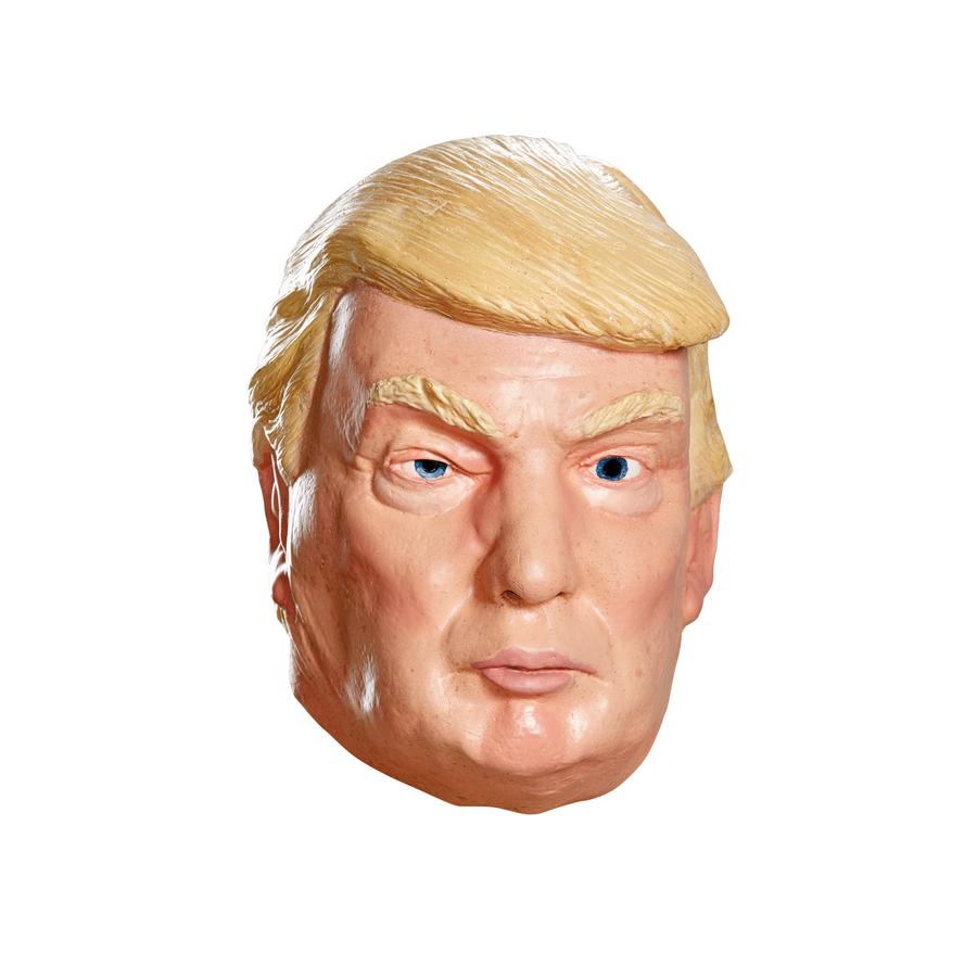 Donald Trump Deluxe Mask - Buy Online Only
