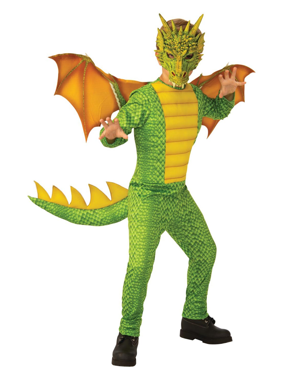 Dragon Deluxe Child Costume - Buy Online Only