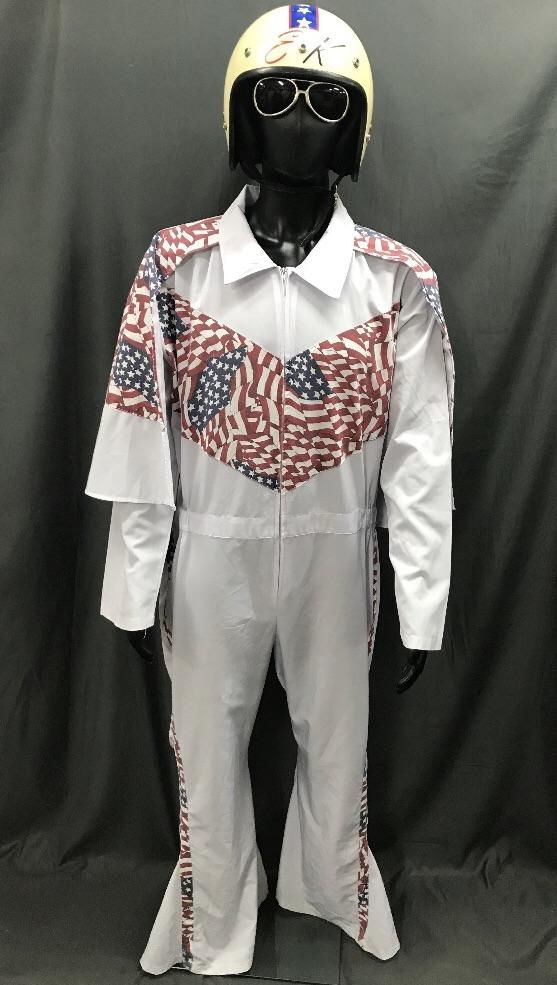 Evel Knievel Costume - Hire - The Costume Company | Fancy Dress Costumes Hire and Purchase Brisbane and Australia