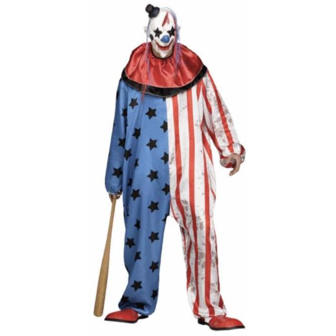 Evil Clown - The Costume Company | Fancy Dress Costumes Hire and Purchase Brisbane and Australia