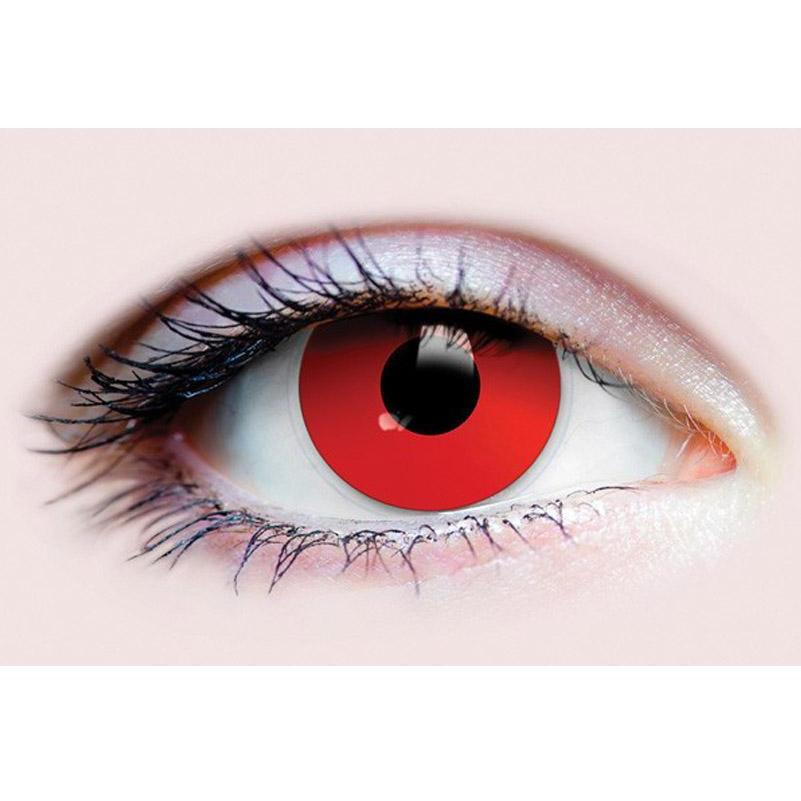 Evil Eyes - Primal 3 Month Contact Lenses - The Costume Company | Fancy Dress Costumes Hire and Purchase Brisbane and Australia