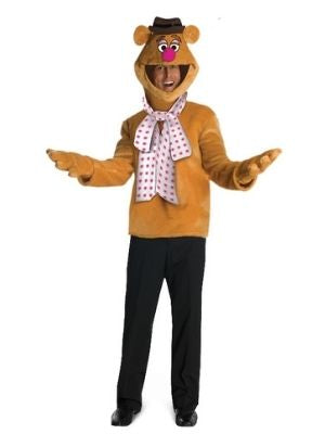 Fozzie Bear Plush Costume - Buy Online Only
