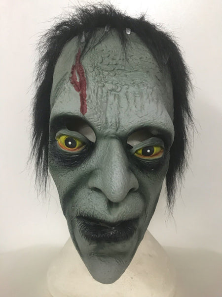 Frankenstein Scary Mask (latex) - The Costume Company | Fancy Dress Costumes Hire and Purchase Brisbane and Australia