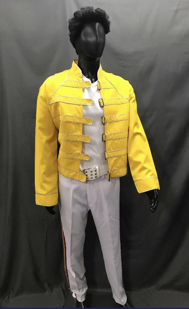 Freddie Mercury Costume - Hire - The Costume Company | Fancy Dress Costumes Hire and Purchase Brisbane and Australia
