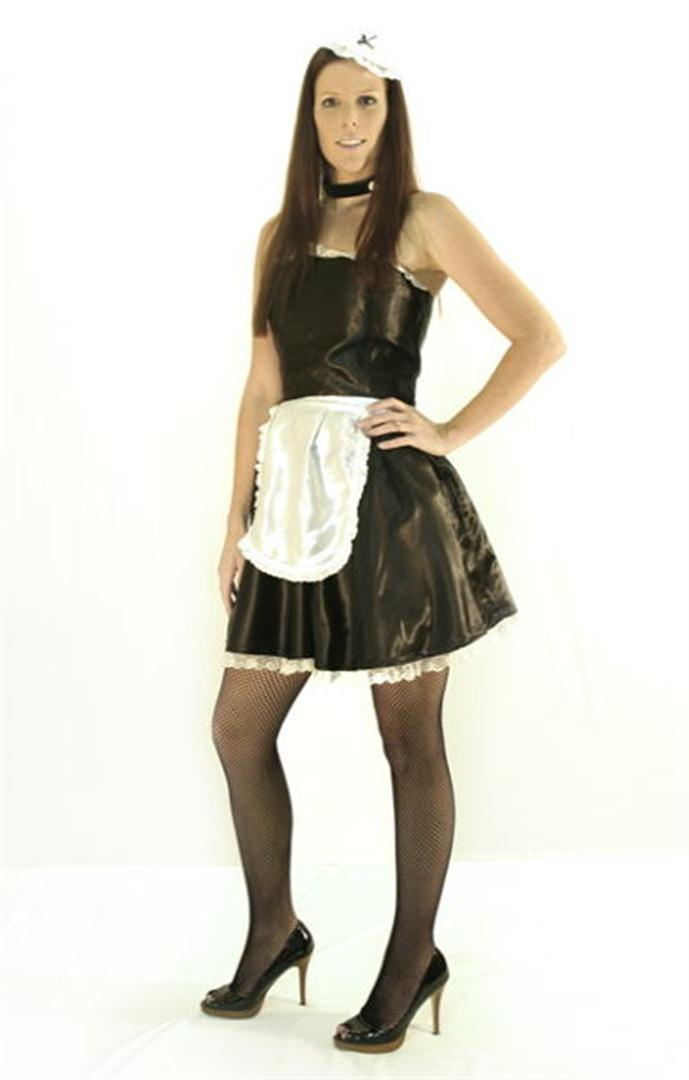 French Maid Costume - Hire - The Costume Company | Fancy Dress Costumes Hire and Purchase Brisbane and Australia