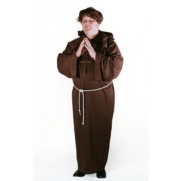 Friar Tuck Costume - Hire - The Costume Company | Fancy Dress Costumes Hire and Purchase Brisbane and Australia