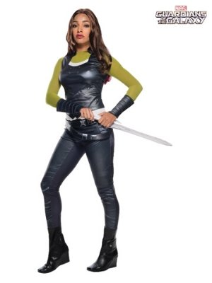 Gamora Deluxe Costume - Buy Online Only - The Costume Company | Australian & Family Owned