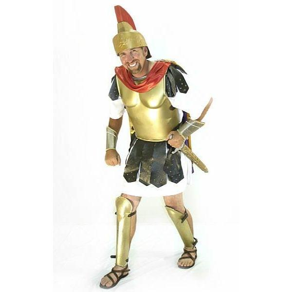 Gladiator Costume - Hire - The Costume Company | Fancy Dress Costumes Hire and Purchase Brisbane and Australia