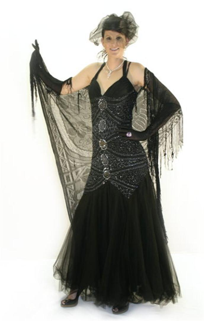Glamour 1940s Costume - Hire - The Costume Company | Fancy Dress Costumes Hire and Purchase Brisbane and Australia