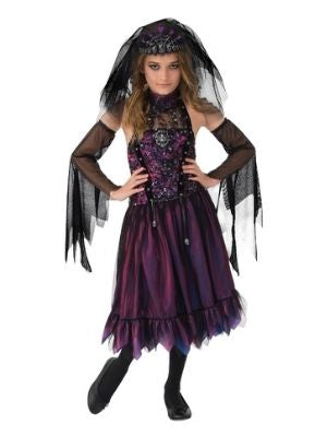 Gothic Princess Child Costume - Buy Online Only