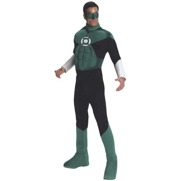 Green Lantern Costume - Hire - The Costume Company | Fancy Dress Costumes Hire and Purchase Brisbane and Australia