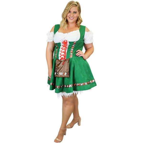 Gretel Girl - Plus Sizes Available - The Costume Company | Fancy Dress Costumes Hire and Purchase Brisbane and Australia
