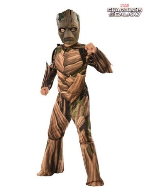 Groot Deluxe Child Costume - Buy Online Only - The Costume Company | Australian & Family Owned