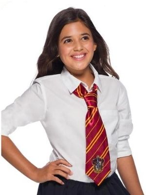 Harry Potter Gryffindor House Tie - Buy