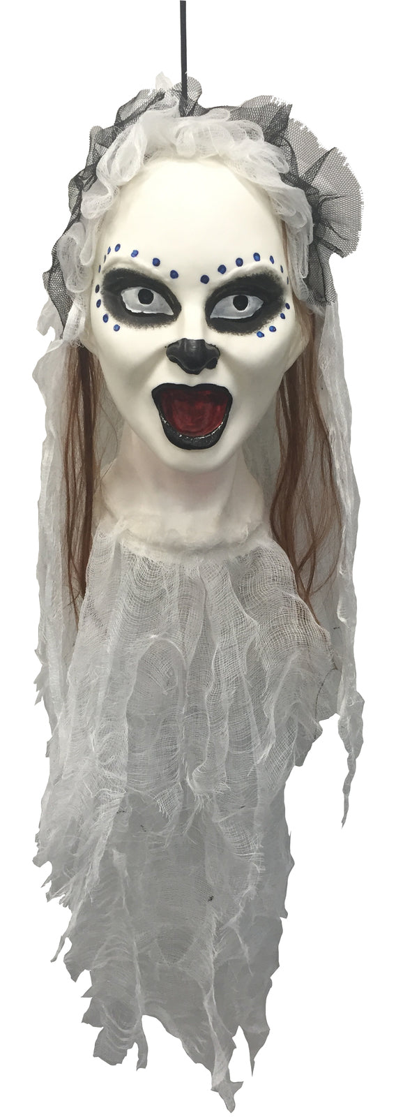 Hanging Dead Bride with Led Lights - Buy Online Only