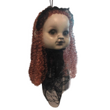 Hanging Doll Head - Buy Online Only