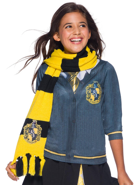 Harry Potter Hufflepuff House Deluxe Scarf - Buy Online Only