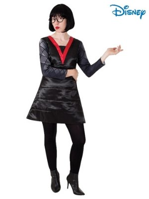 Incredibles Edna Mode Deluxe Costume - Buy Online Only - The Costume Company | Australian & Family Owned