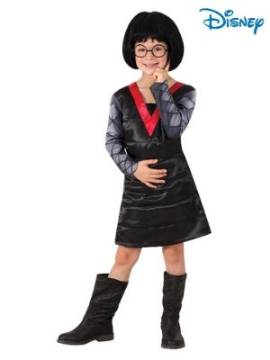 Incredibles Edna Mode Deluxe Costume Child - Buy Online Only - The Costume Company | Australian & Family Owned