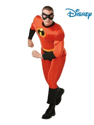 Incredibles Mr Incredible Deluxe Costume - Buy Online Only - The Costume Company | Australian & Family Owned