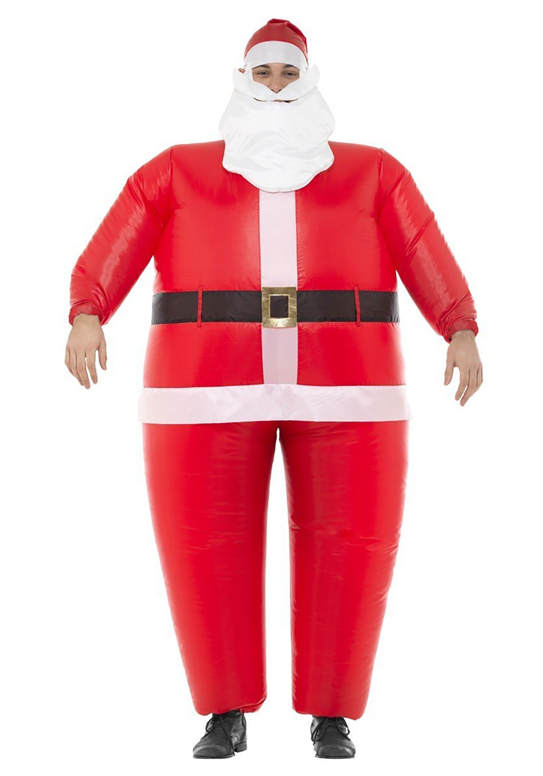 Inflatable Santa Suit Costume - Buy