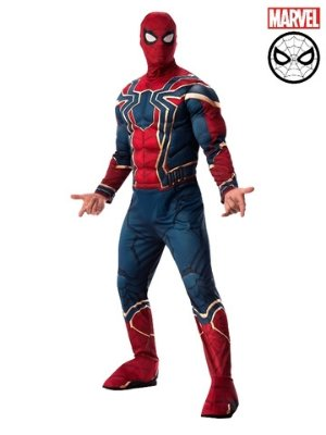Iron-Spider Deluxe Costume - Buy Online Only - The Costume Company | Australian & Family Owned