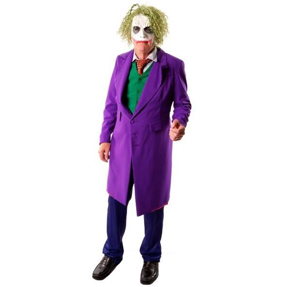 Joker Costume - Hire - The Costume Company | Fancy Dress Costumes Hire and Purchase Brisbane and Australia