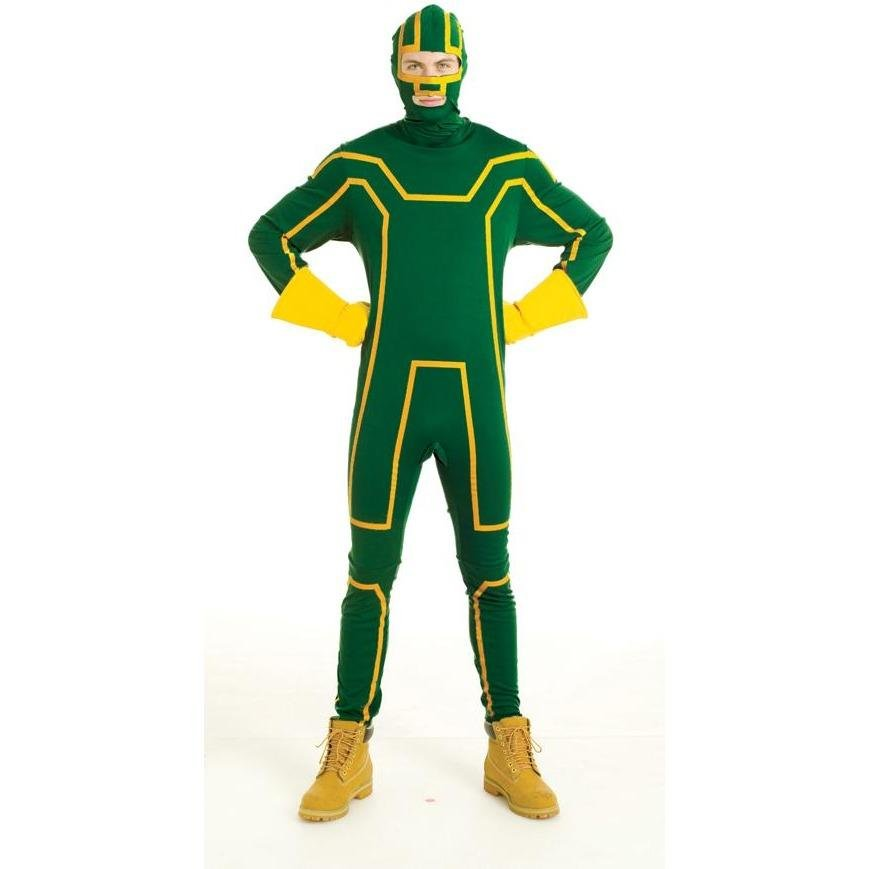 Kick Ass Costume - Hire - The Costume Company | Fancy Dress Costumes Hire and Purchase Brisbane and Australia